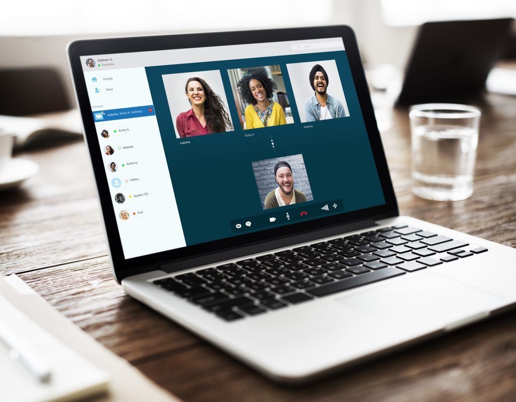 Web-Conferencing-System